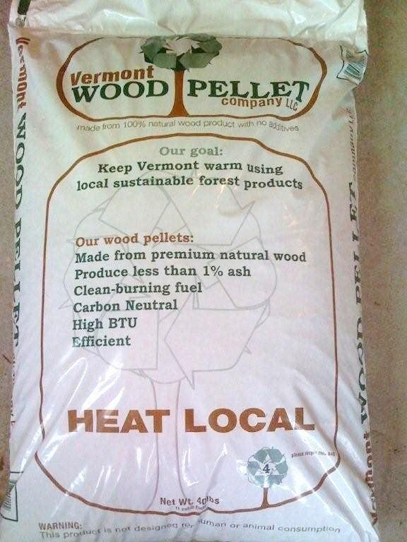 Vermont in CT | Blakeslee Wood Pellets
